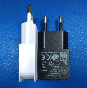 Full 5V1a EU Plug Travel USB Power Charger with Ce GS-TUV