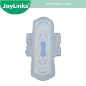 Untra Thin Cotton Sanitary Towel pictures & photos