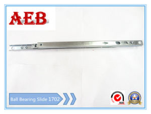 Aeb-17mm Double Type of Double Extension Ball Bearing Slide pictures & photos