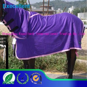 600 D Winter Waterproof Keep Warm Pink Horse Rugs pictures & photos
