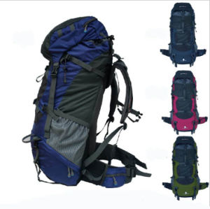 Waterproof Hot Sell Quality Camping Travel Hiking Bagpack Backpack Bag pictures & photos