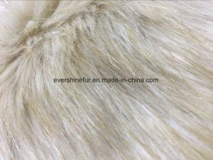 Artificial Fur High Pile Fur Fake Fur Long Pile Fabric for POM/Garment/Shoe pictures & photos