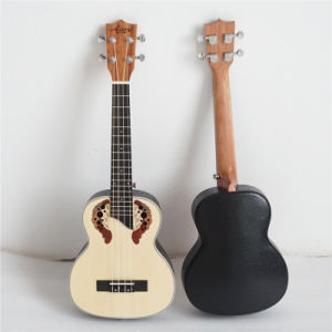 Aiersi Hot Sale 26 Inch Tenor Ovation Ukulele with Pins pictures & photos