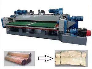 Plywood Wood Veneer Peeling Cutting Lathe Machine pictures & photos