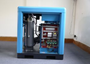 Direct Drive Screw Air Compressor 22kw/30HP pictures & photos