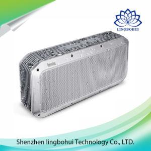 NFC Outdoor Shockproof Waterproof Bluetooth Speaker with 6000mAh Power Bank pictures & photos