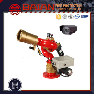 Automatic Extinguisher System Remote Control Fire Water Cannon pictures & photos