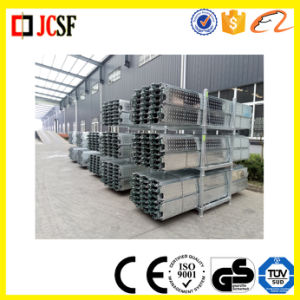 Construction Scaffolding System Galvanized Steel Plank for Scaffold Steel Walking Board pictures & photos