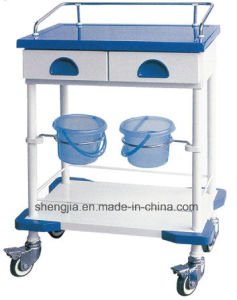 Sjt084 Luxurious Treatment Cart