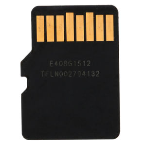 Full Capacity Micro SD Card with Logo Customized Shenzhen Factory pictures & photos