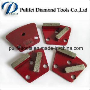 Metal Bond Grinding Floor Plate 6# 16# Grinding Pad