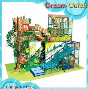 2017 Popular Kids Plastic Playground Indoor Playgroundr Toy pictures & photos