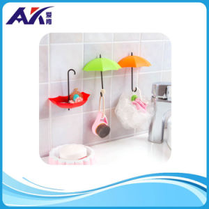 Umbrella Shape Plastic Wall Hook
