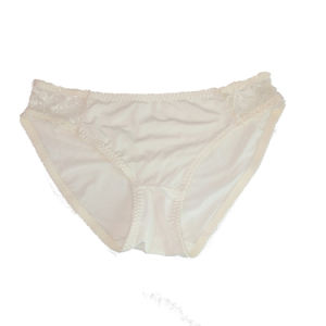High Quality Fashion Lace White Women Cotton Underwear
