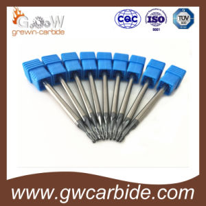 Manufacture Tungsten Carbide Square End Mills with High Quality pictures & photos
