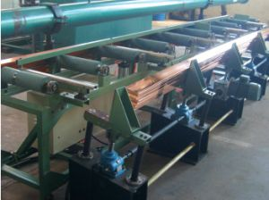 Copper and Alu Hydraulic Automatic Drawing Machine 100ton