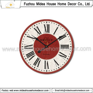 Retro Rose Wall Clocks Wholesale pictures & photos