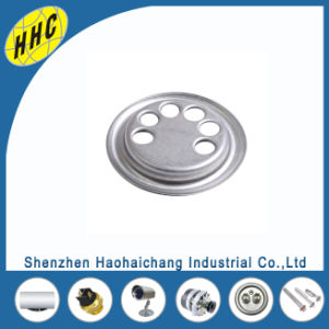 Custom Galvanized Steel Threaded Flange pictures & photos