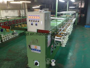 Copper Wire and Alloy Wire Annealing Tinning Machine pictures & photos