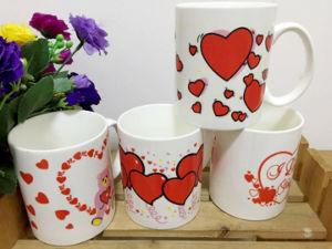 12oz Ceramic Cup for Milk pictures & photos