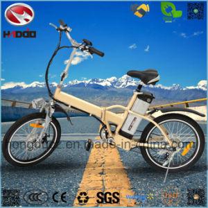 En15194 Cheap Mini Electric Folding Bike pictures & photos