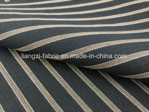 Bi-Stretch Cotton Spandex Yarn Dyed Fabric-Lz8399 pictures & photos