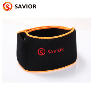 5V Comfortable Warm Soft Cotton Body Shaper Three Lever Control Heated Waist Belt pictures & photos