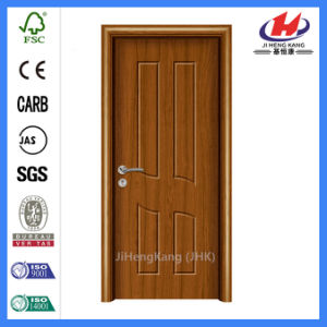 High Quality Pantry Chinese Sliding PVC Door (JHK-P02) pictures & photos
