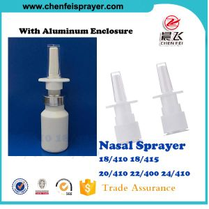 Nasal Sprayer for Glass Vial 18DIN Screw on Neck Yuyao Manufacturer Medical Material pictures & photos