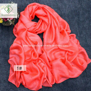 2017 Hot Sale Lady Fashion Scarf Holland Linen with Shining Shawl pictures & photos