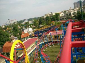 Top Manufacturer for Customerized Roller Coaster pictures & photos