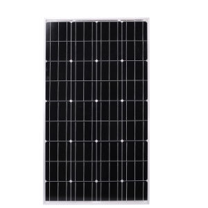 18V 120W Monocrystalline Silicon Solar Panel pictures & photos