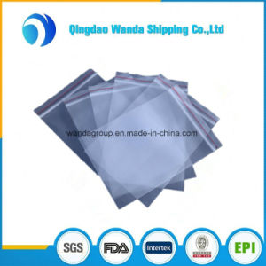New Design FDA/EU Approved LDPE Transparent Plastic Zip Lock Bag pictures & photos