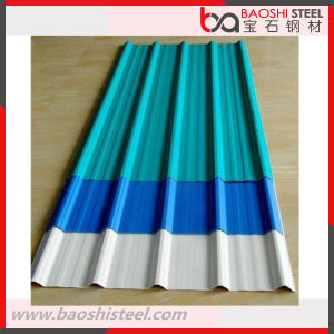 PPGL/PPGI/ Corrugated Steel Roofing Sheet pictures & photos