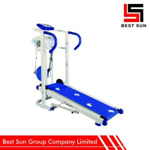 Manual Treadmill with Massager (BS-203A) pictures & photos