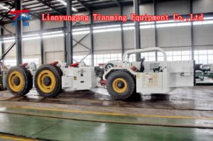 50t 4 Wheel Drive Mining Shield Carrier pictures & photos