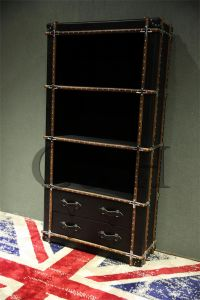 Practical and Popular Bookcase / Bookshelf with Beautiful Design pictures & photos