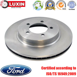 Passenger Car Accessories Disc Brake Rotor for Ford pictures & photos