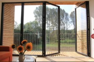 European Style Windows Folding Glass Windows