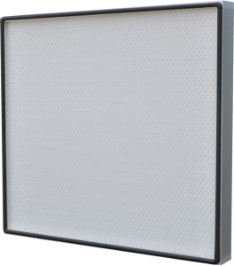 Mini Pleat HEPA Filter for Fan Filter Unit pictures & photos