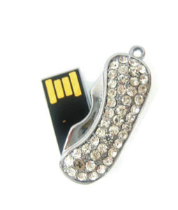 Sweet Heart Shape Jewelry USB Flash Drive pictures & photos
