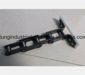 Conveyor Agriculture Chain Roller Chain with Scraper pictures & photos