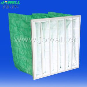 F5~F9 Synthetic Material Bag Filter Pocket Filter for Cleanroom pictures & photos