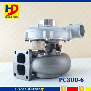 Engine Spare Parts Casting PC300-6 Turbocharger (6222-83-8171) pictures & photos