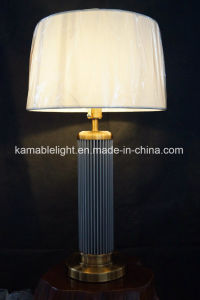Home Decoration Fabric Modern Table Lamp (KAT6107) pictures & photos