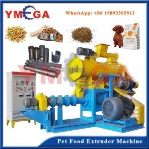 Good Price of Different Models Animal Feed Dog Food Extruaion Machine pictures & photos