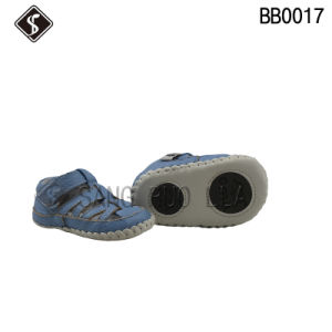 Upper: Leather Baby Shoes and Infant Toddler Shoes pictures & photos