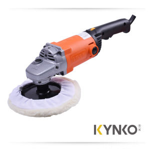 150/180mm Kynko Electric Power Tools Car Waxing Polisher (6251) pictures & photos