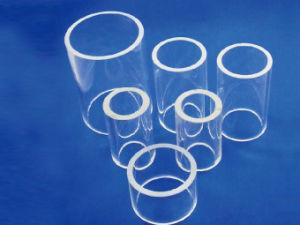 Semiconductor Industry with The Quartz Rod High Transparent Quartz Rod pictures & photos