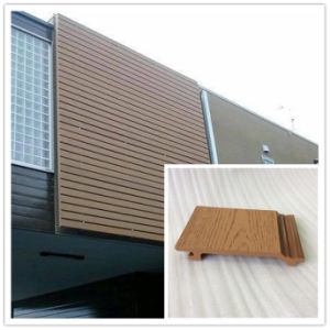 Low Price Wood Plastic Outdoor Wall Panels pictures & photos
